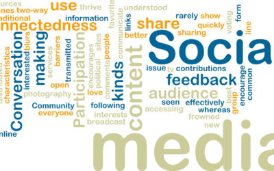 The Three E's of Social Media