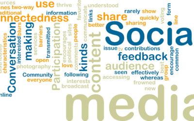 The Three E's of Social Media
