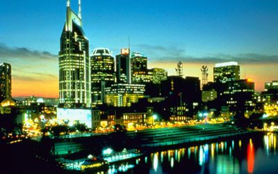 How is the city of Nashville like my online brand?